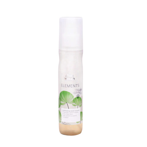 Wella Professional Elements Conditioning leave-in spray 150ml - après-shampooing sans rinçage