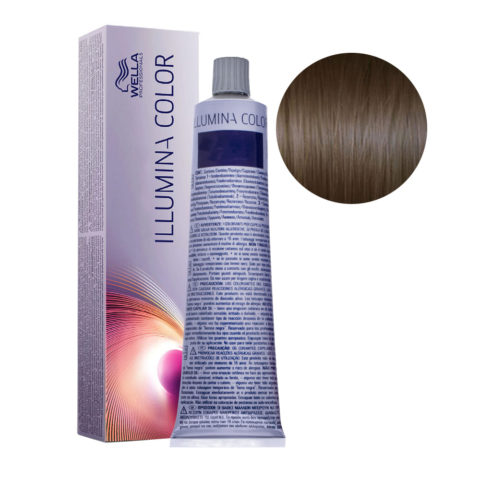 4/ Châtain Wella Illumina Color 60ml
