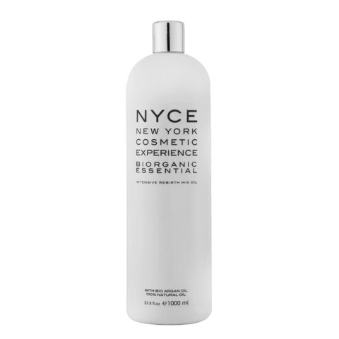 Nyce Biorganic essential Intensive Rebirth Mix Oil 1000ml - traitement reconstructeur intensif