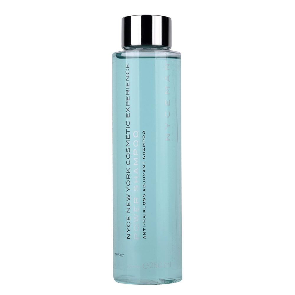 Nyce Nyceman Power shampoo 250ml - Shampooing coadjuvant dans la prévention de la chute des cheveux