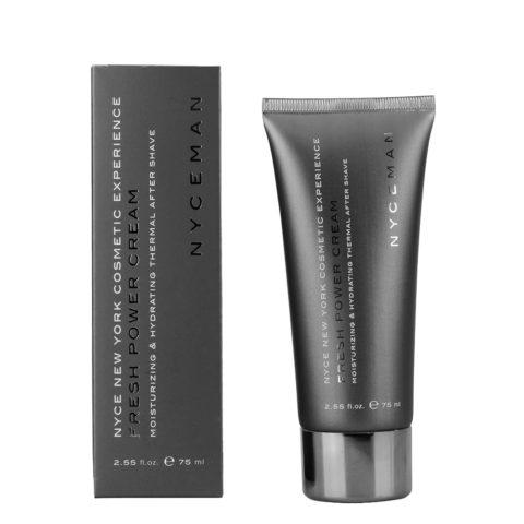 Nyce Nyceman Fresh power cream 75ml - Crème pour le visage hydratante