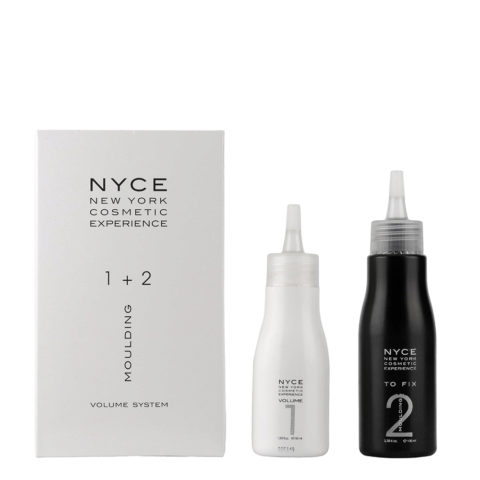 Nyce 1 2 Moulding Volume system Volume 50ml Fix 100ml - Soin expanseur