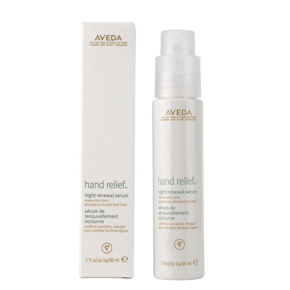 Aveda Bodycare Hand relief Night renewal serum 30ml