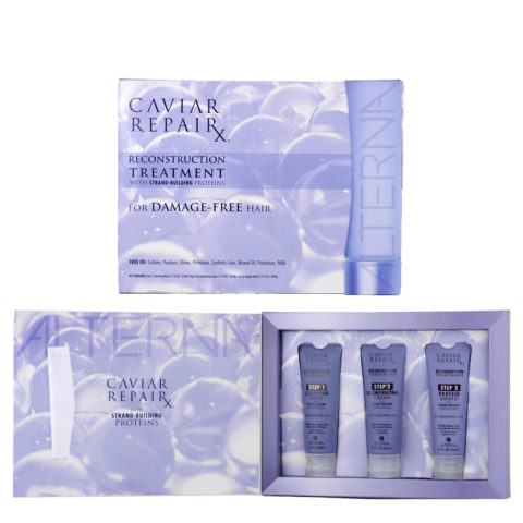 Alterna Caviar Repair Reconstruction Treatment 3X50ml