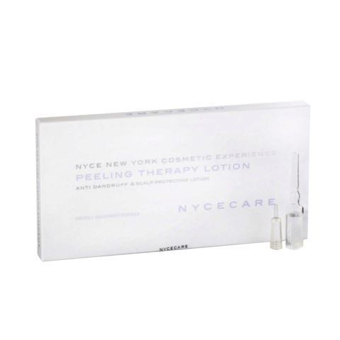 Nyce Nycecare Peeling Therapy lotion 6x11ml - Lotion purifiante antipelliculaire