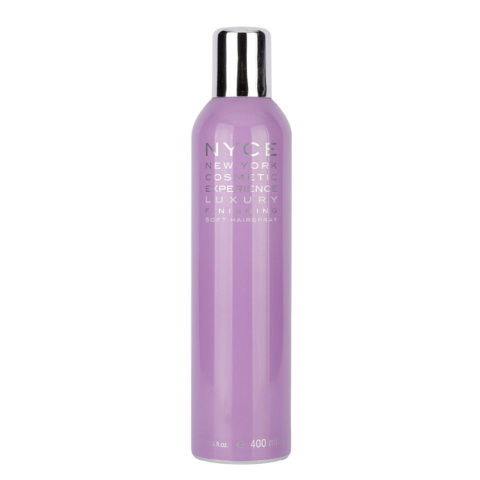 Nyce Styling Luxury tools Finishing Soft hairspray 400ml - laque prise moyenne