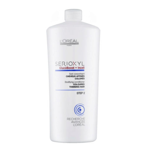 L'Oreal Serioxyl Bodifying conditioner cheveux colorés 1000ml