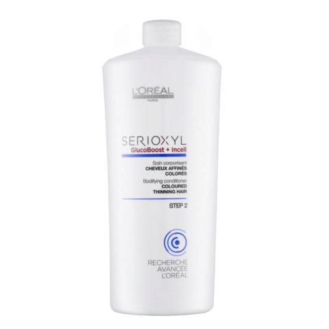 L'Oreal Serioxyl Bodifying conditioner cheveux colorés 1000ml