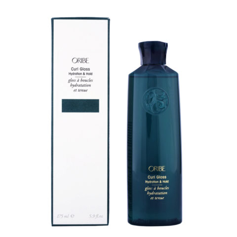 Oribe Styling Hydration & Hold Curl Gloss 175ml gel léger boucles définis et brillants