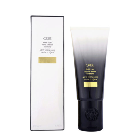 Oribe Gold Lust Repair & Restore Conditioner 200ml - Après-shampooing