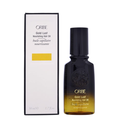 Oribe Gold Lust Nourishing Hair Oil Travel size 50ml - huile hydratante
