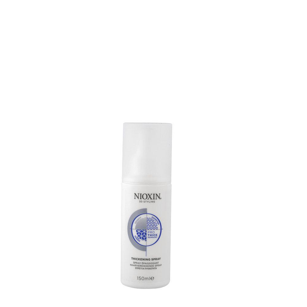 Nioxin 3D Styling Thickening Spray 150ml - Spray épaissant
