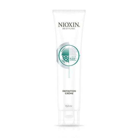 Nioxin 3D Styling Definition Crème 150ml / Crème définition