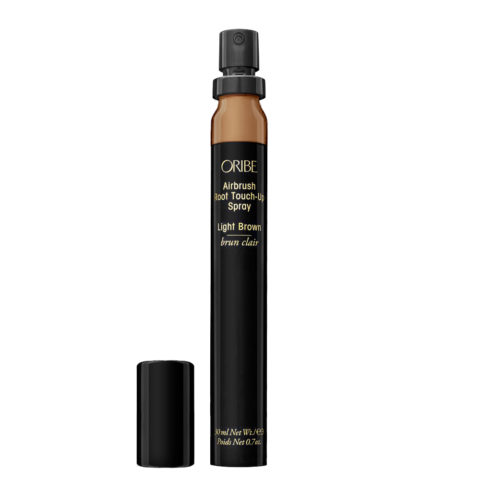Oribe Styling Airbrush Root Touch-Up Spray Light Brown 30ml - correcteur racines châtain clair
