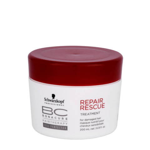 Schwarzkopf BC Bonacure Repair Rescue Treatment 200ml - Masque réparateur