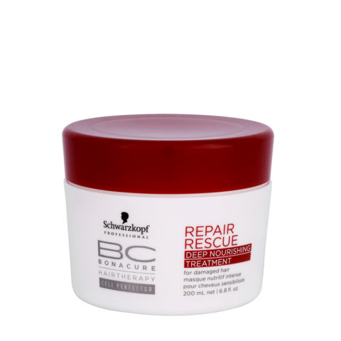 Schwarzkopf BC Bonacure Repair Rescue Deep Nourishing Treatment 200ml - Trataiment nourissant