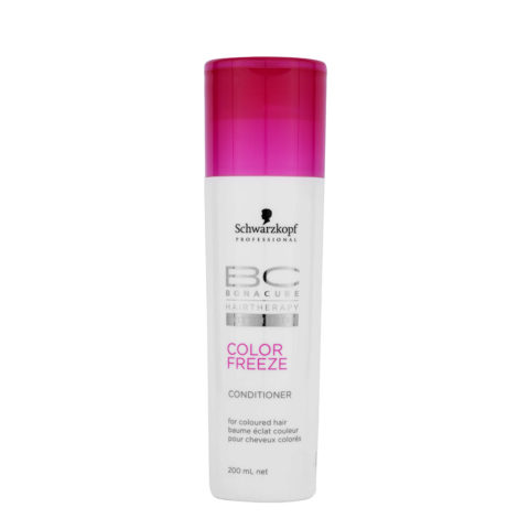 Schwarzkopf BC Bonacure Color Freeze Conditioner 200ml - Après-Shampooing pour cheveux colorés