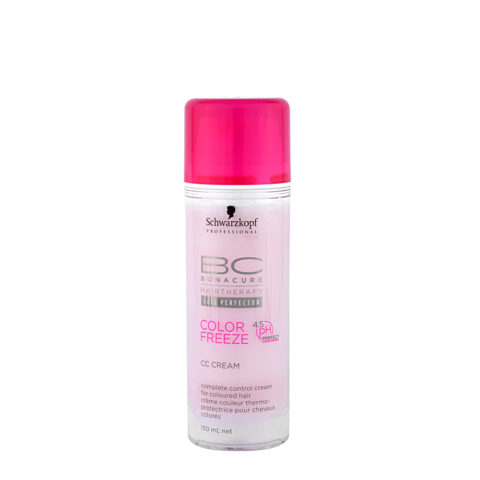 Schwarzkopf BC Bonacure Color Freeze CC Control Cream 150ml - Soin de protection thermique