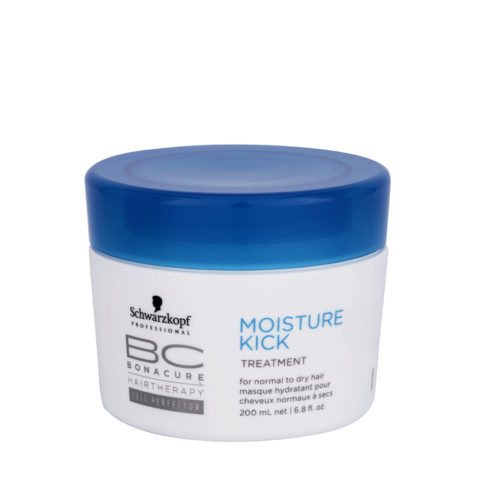 Schwarzkopf BC Bonacure Moisture Kick Treatment 200ml - Soin réparateur