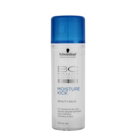 Schwarzkopf BC Bonacure Moisture Kick Beauty Balm 150ml - soin hydratant