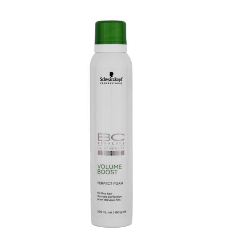 Schwarzkopf BC Bonacure Volume Boost Perfect Foam 200ml