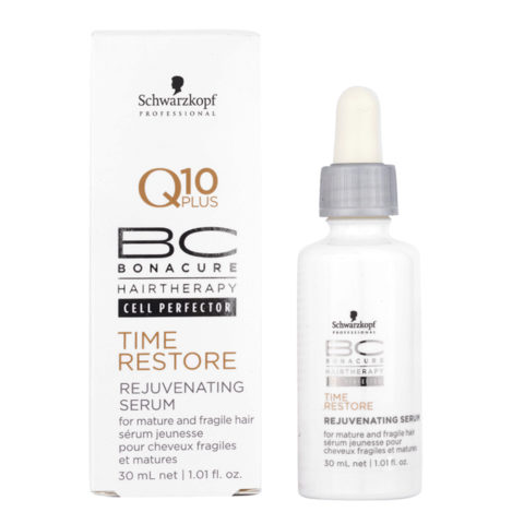 Schwarzkopf BC Bonacure Time Restore Rejuvenating Serum 30ml - sérum Multibenefit