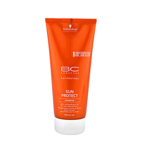 Schwarzkopf BC Bonacure Sun Protect Shampoo 200ml - shampooing solaire hydratant