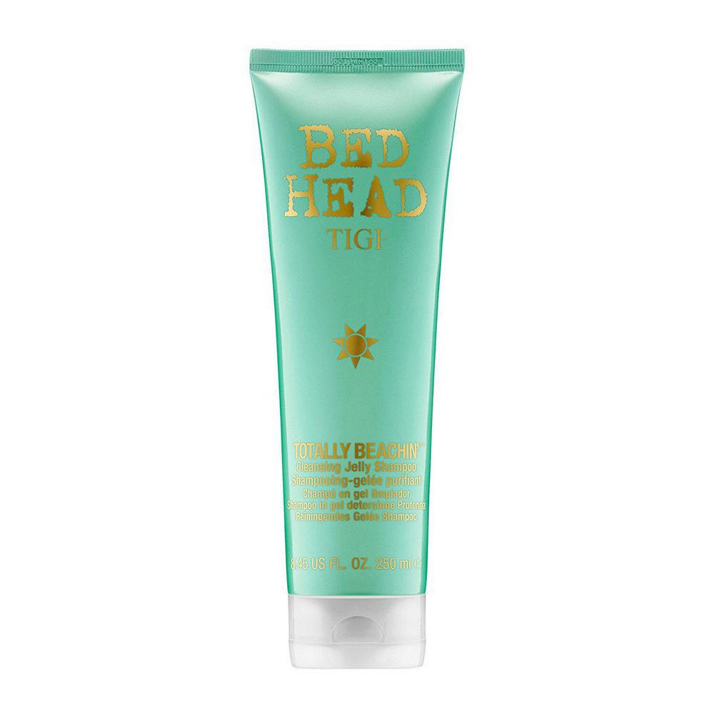 Tigi Bed Head Totally Beachin' 250ml - shampooing-gelée purifiant