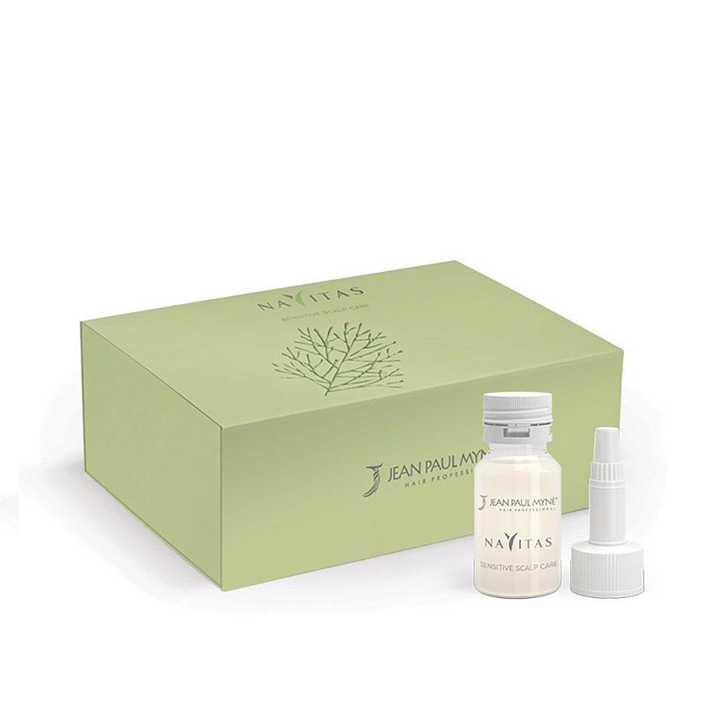 Jean Paul Mynè Navitas Sensitive scalp care 10x15ml