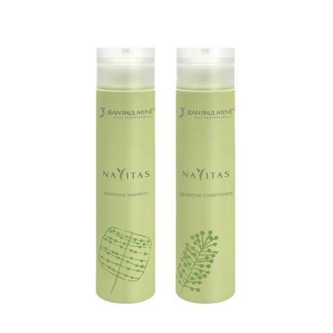 Jean Paul Mynè Navitas Kit Shampoo 250ml Conditioner 250ml