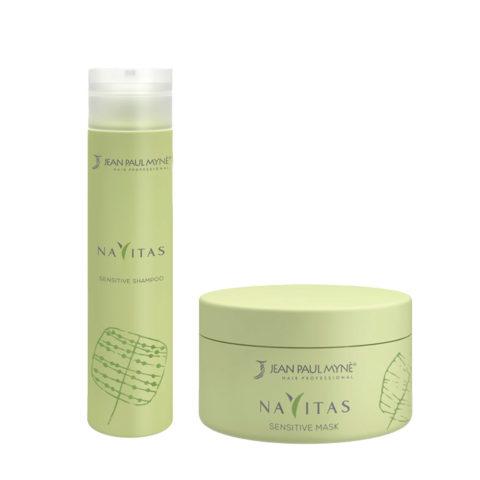 Jean Paul Mynè Navitas Kit Shampoo 250ml Mask 200ml