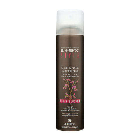 Alterna Bamboo Style Cleanse extend Sheer blossom 135gr - shampooing sec