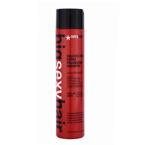 Big Sexy Hair Sulfate-free Extra Volumizing Shampoo 300ml