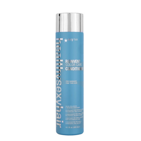 Healthy Sexy Hair Reinvent Conditioner For Damaged Fine/Thin Hair 300ml - après-shampooing