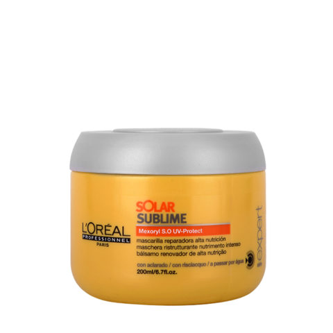 L'Oreal Solar sublime After-sun nourishing balm masque 200ml