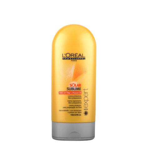 L'Oreal Solar sublime Replenishing fibre-protective cream 150ml