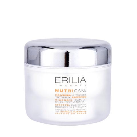 Erilia Nutri care Maschera nutrizione trattamento profondo 200ml - masque