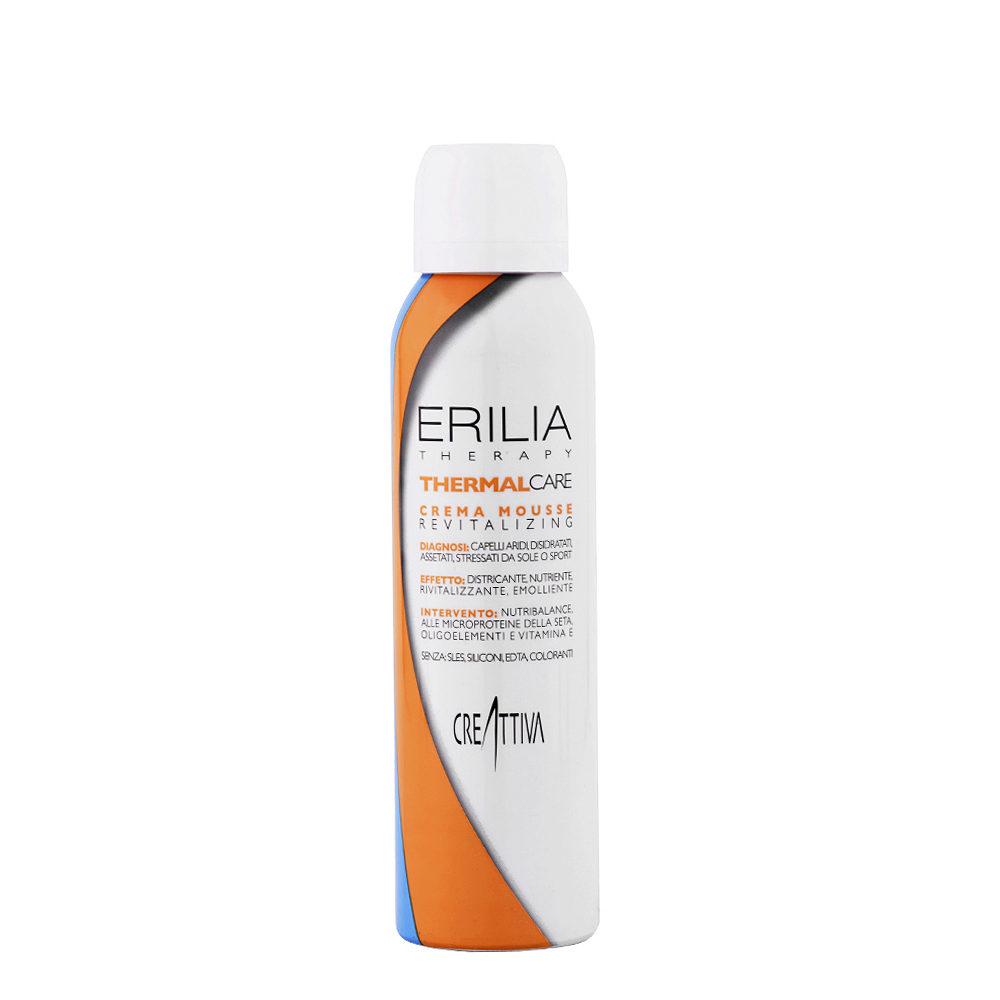 Erilia Thermal care Crema mousse Revitalizing 150ml - mousse conditioner