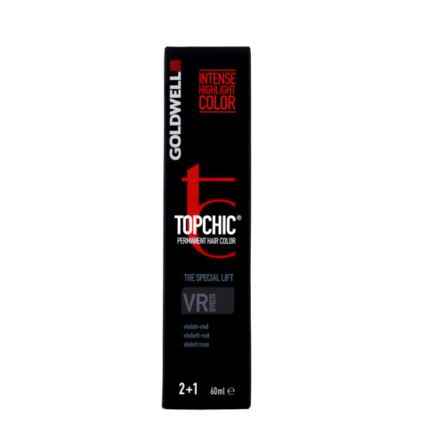 VR EFFECTS Violet rouge Goldwell Topchic Special lift effects tb 60ml