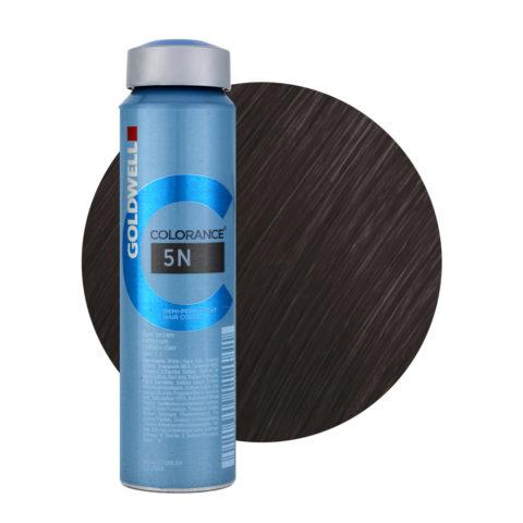 5N Châtain clair Goldwell Colorance Naturals can 120ml