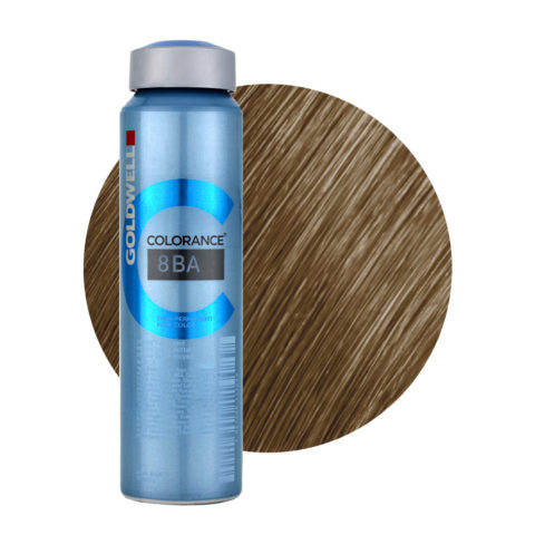 8BA Smoky beige moyen Goldwell Colorance Cool blondes can 120ml