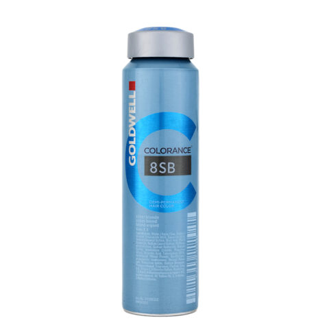 8SB Blond argent Goldwell Colorance Cool blondes can 120ml