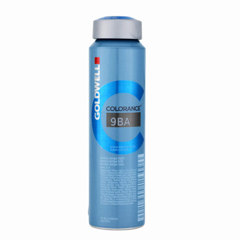 9BA Smoky beige clair Goldwell Colorance Cool blondes can 120ml