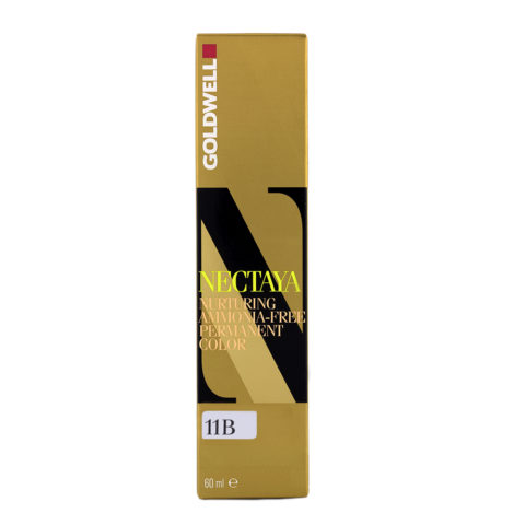 11B Blond beige special-clair Goldwell Nectaya 2 1 Hiblondes control tb 60ml