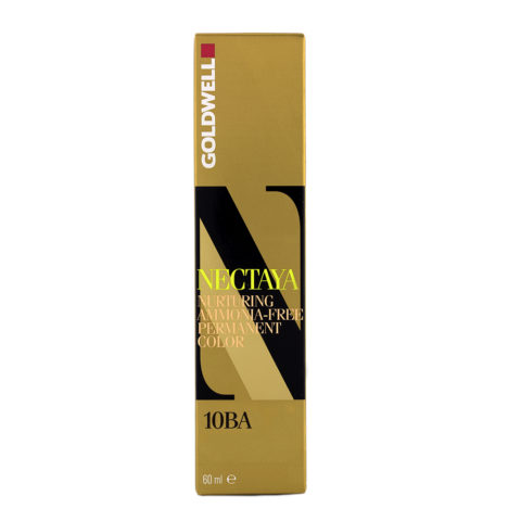 10BA Smoky blond Goldwell Nectaya Cool blondes tb 60ml
