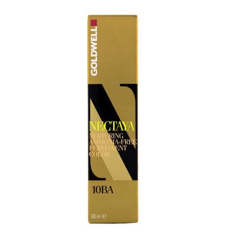 10BA Smoky blond Goldwell Nectaya Cool blondes tb 60ml