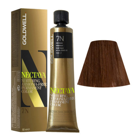 7N Blond moyen Goldwell Nectaya Naturals tb 60ml