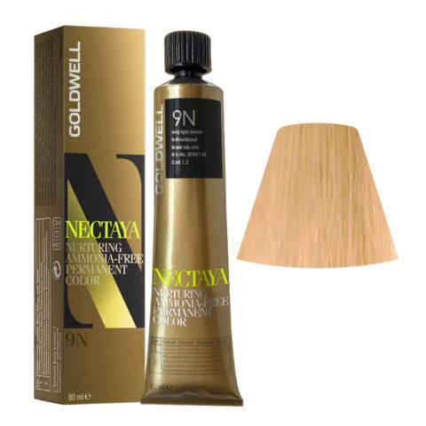 9N Blond trés clair Goldwell Nectaya Naturals tb 60ml