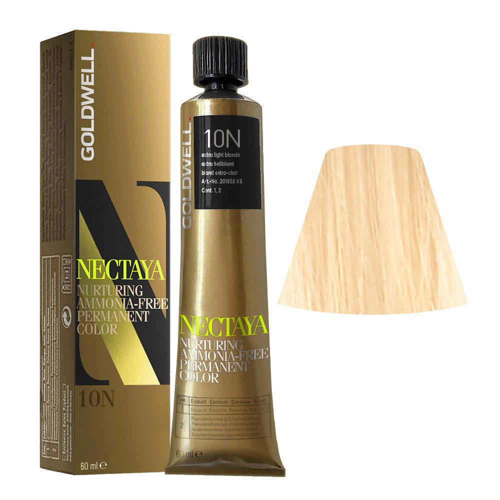 10N Blond extra-clair  Goldwell Nectaya Naturals tb 60ml