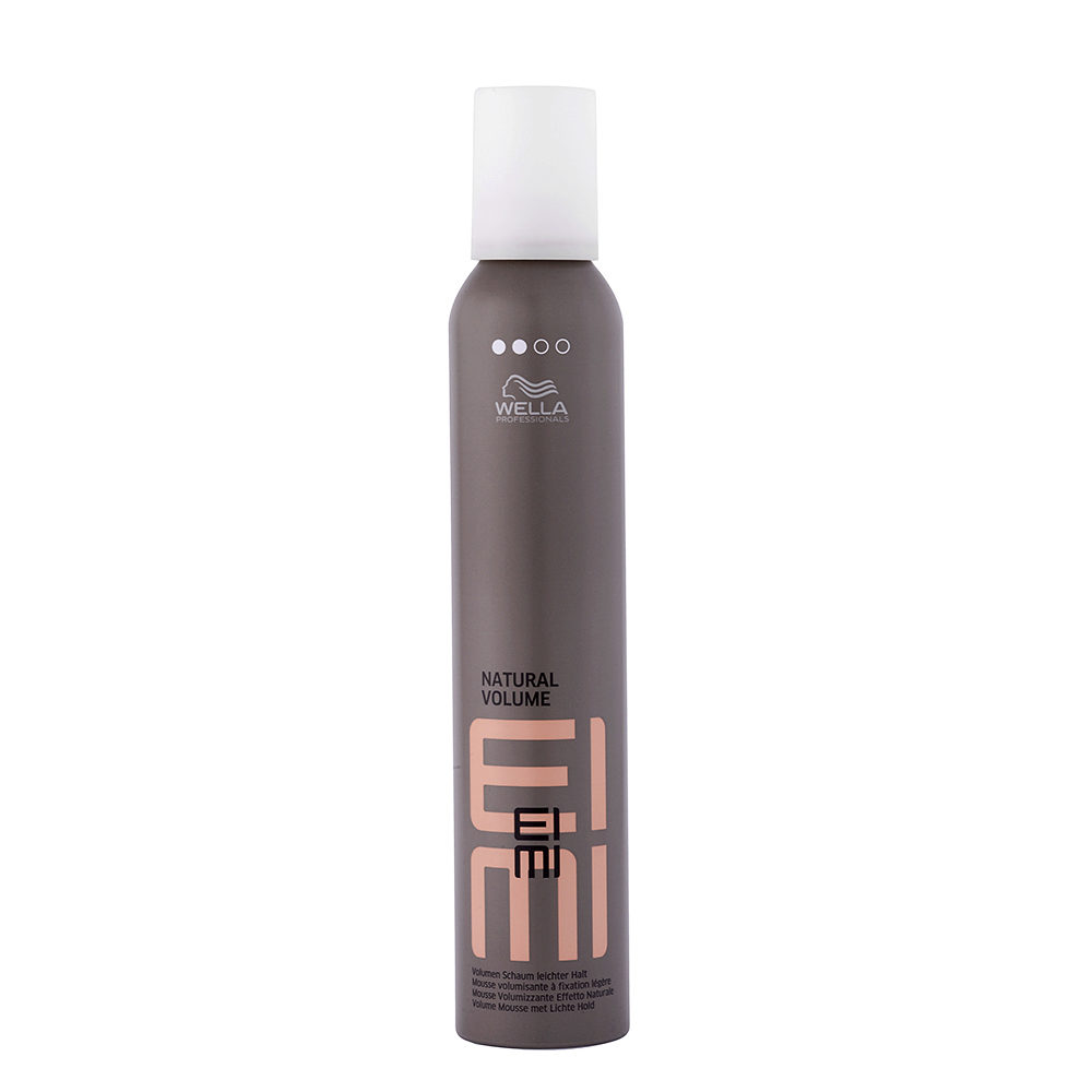 Wella EIMI Natural volume Styling mousse 300ml - mousse volume